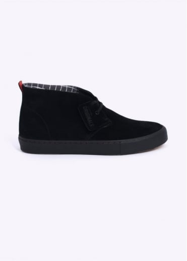 Clarks Originals Desert Vulc - Black