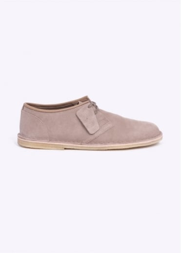 Clarks Originals Jink Suede Shoes - Sand