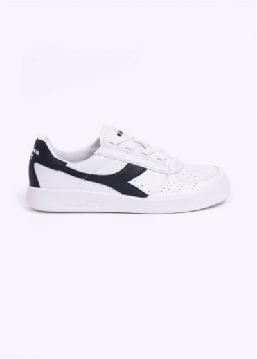 Diadora B. Elite L III Trainers - White/Navy