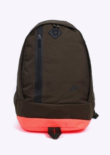Nike Apparel Cheyenne Backpack - Dark Loden / Hyper Orange
