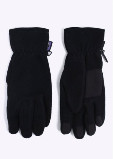 Patagonia Synch Gloves - Black