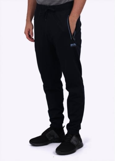 Hugo Boss Black Long Cuffed Pants - Dark Blue