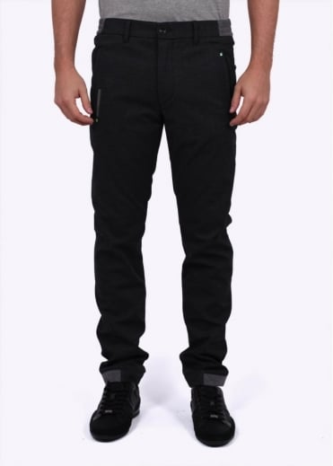 Hugo Boss Green Lautner 2-W Track Trousers - Black / Grey