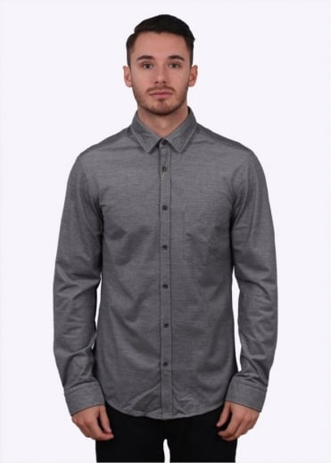 Hugo Boss Green Biddy Shirt - Black