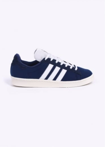 Adidas Originals x Bedwin & the Heartbreakers Campus 80s Trainers - Dark Blue