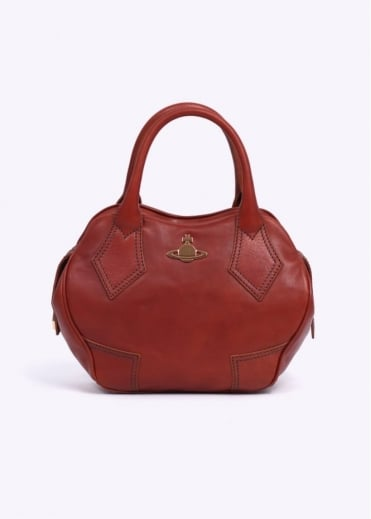 Vivienne Westwood Accessories Primrose Borsa Bag - Ruggine