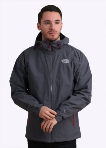 North Face Stratos Jacket - Vanadis Grey
