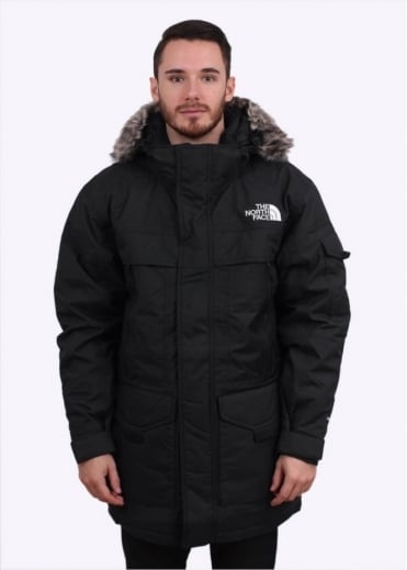 North Face McMurdo Parka 2 - Black