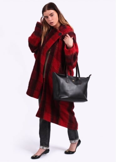 Vivienne Westwood Anglomania Banket Cape - Red