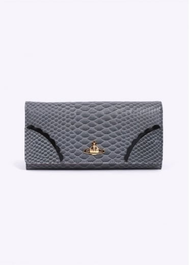 Vivienne Westwood Accessories Frilly Snake 215 Bag - Grey