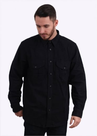 Filson Alaska Guide Shirt - Navy