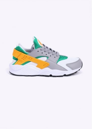 Nike Footwear Air Huarache Trainers - Lucid Green / University Gold