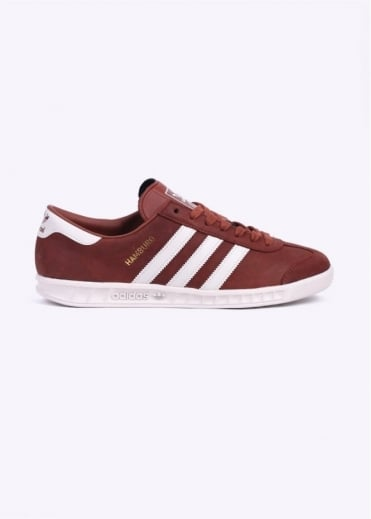 Adidas Originals Footwear Hamburg Trainers - Brown