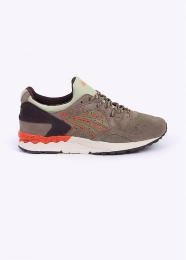 Asics Gel Lyte V 'Scorpion' Trainers - Light Olive