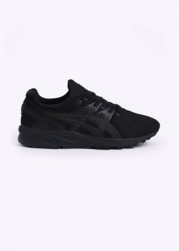 Asics Gel-Kayano Trainers - Black