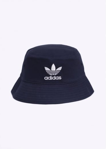 Adidas Originals Accessories Bucket Hat AC - Navy