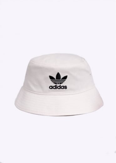 Adidas Originals Accessories Bucket Hat AC - White / Black