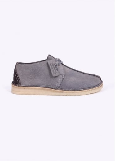Clarks Originals Desert Trek - Blue / Grey