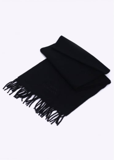 Vivienne Westwood Accessories Woven Scarf - Black