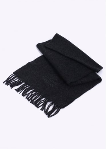 Vivienne Westwood Accessories Woven Scarf - Charcoal