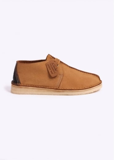 Clarks Originals Desert Trek - Bronze / Brown