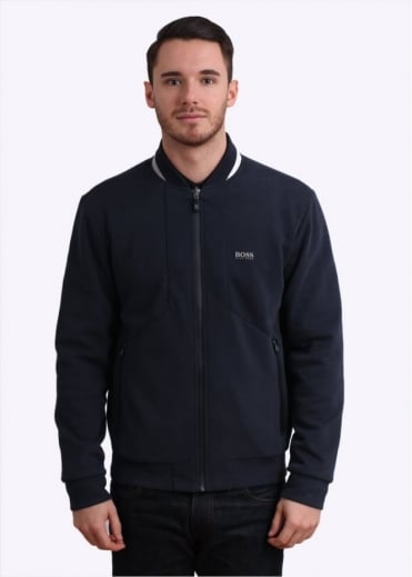 Hugo Boss Green Stanlow Jacket - Navy