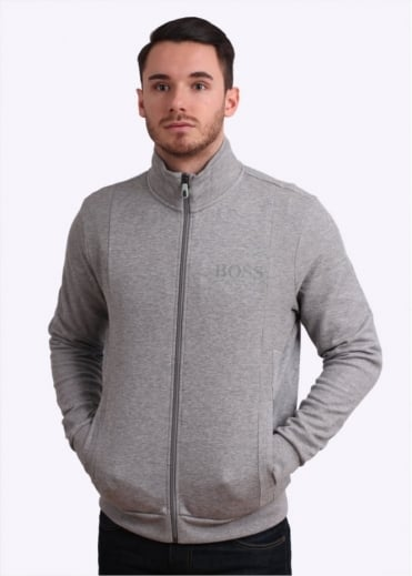 Hugo Boss Green Skaz Jacket - Light Grey