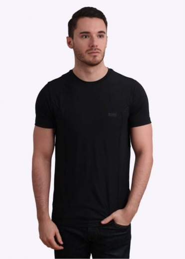 Hugo Boss Green Tianotech 1 Tee - Black
