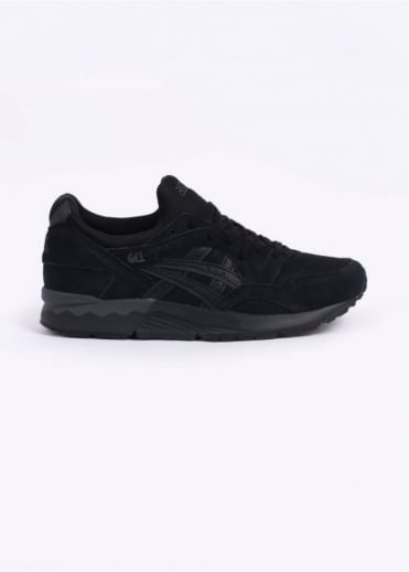 Asics Gel Lyte V Trainers - Black