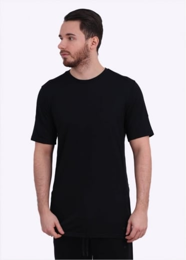 Adidas Originals Apparel Athleisure Tee - Black