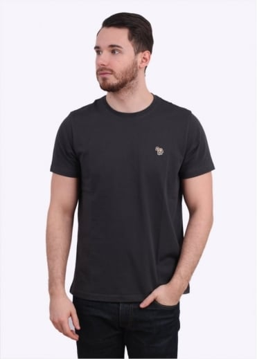 Paul Smith Jeans Zebra Tee - Dark Grey