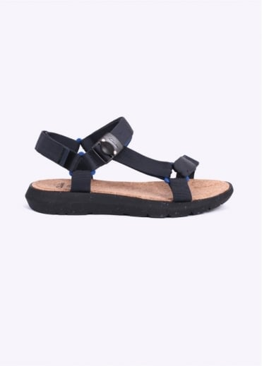 Clarks Originals Pilton Brave Sandals - Navy