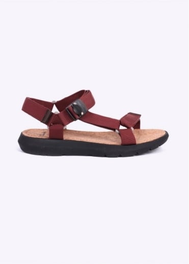 Clarks Originals Pilton Brave Sandals - Rust
