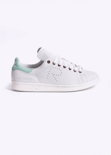 Adidas Originals X Raf Simons Stan Smith Trainers - Vintage White