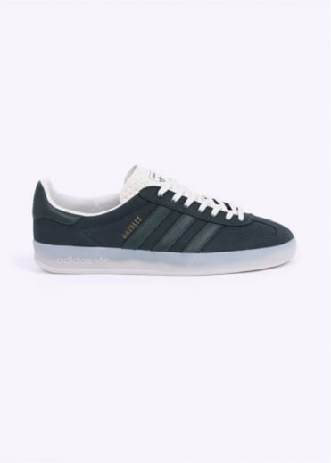 Adidas Originals Footwear Gazelle Indoor Trainers - Mineral Green