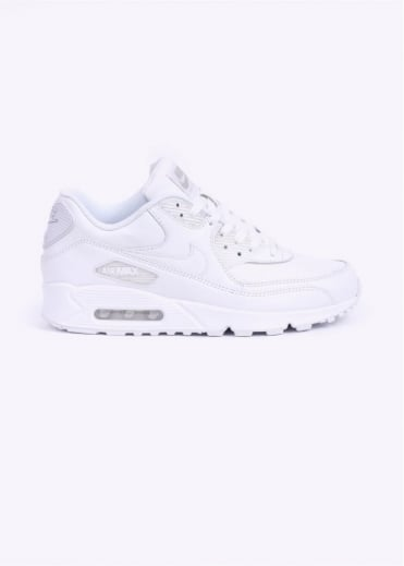 Nike Footwear Air Max 90 Trainers - Leather White