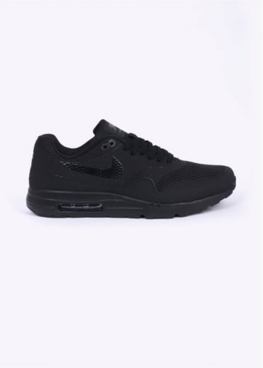 Nike Footwear Air Max 1 Ultra Essential Trainers - Black