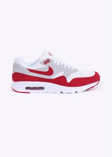 Nike Footwear Air Max 1 Ultra Trainers - White