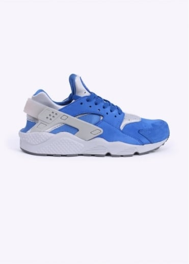 Nike Footwear Air Huarache PRM Trainers - Blue / Grey