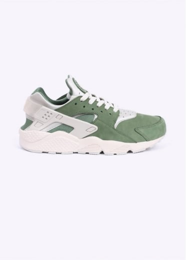 Nike Footwear Air Huarache PRM Trainers - Treeline / Bone