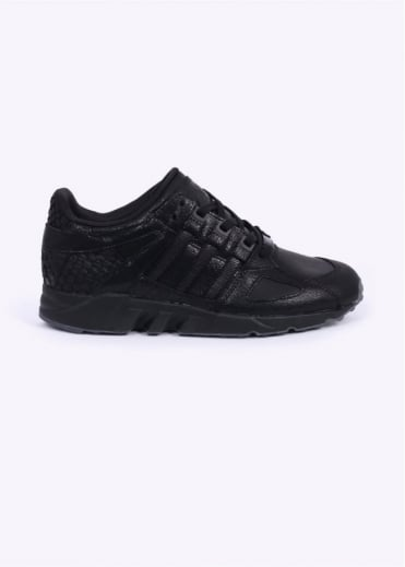 Adidas Originals Footwear Pusha T EQT Guidance Running '93 Trainers - Black Market