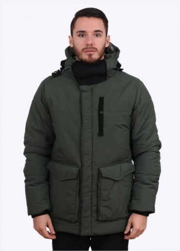 MA.STRUM Harrier Field Jacket - Kombu Green