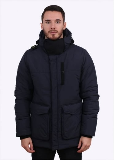 MA.STRUM Harrier Field Jacket - Dark Navy