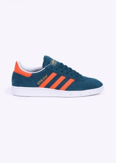 Adidas Originals Footwear Spezial Trainers - Mineral Grey