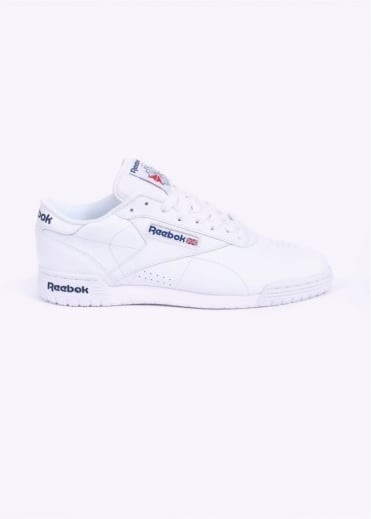 Reebok Exofit Lo Clean Trainers - White