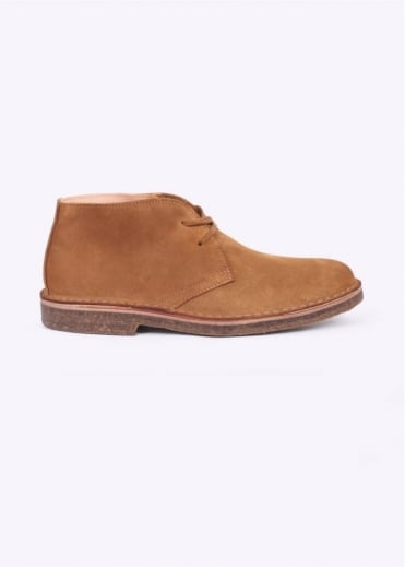 Astorflex Greenflex Suede - Whiskey