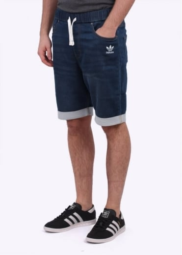 Adidas Originals Apparel FTD Shorts - Blue