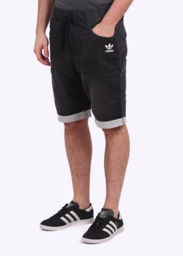 Adidas Originals Apparel FTD Shorts - Grey