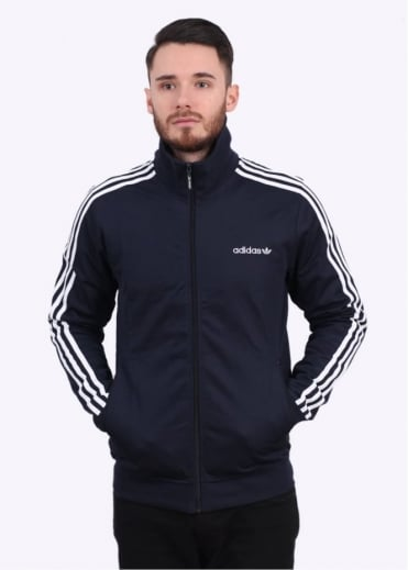 Adidas Originals Apparel Beckenbauer Track Top - Ink