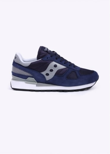 Saucony Shadow Original Trainers - Navy